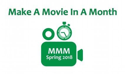Make and Movie in a Month Collaborative Production Challenge Returns